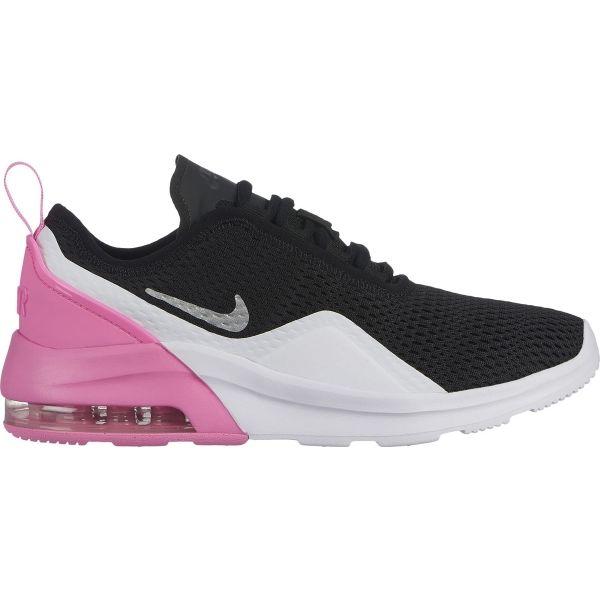 Nike AIR MAX MOTION 2 černá 5 - Dětské volnočasové boty