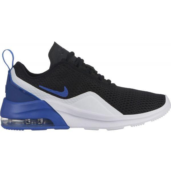 Nike AIR MAX MOTION 2 černá 4.5 - Dětské volnočasové boty