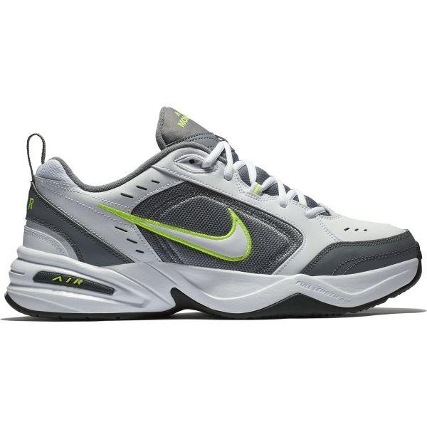 Nike AIR MONACH IV TRAINING szürke 10 - Férfi edzőcipő
