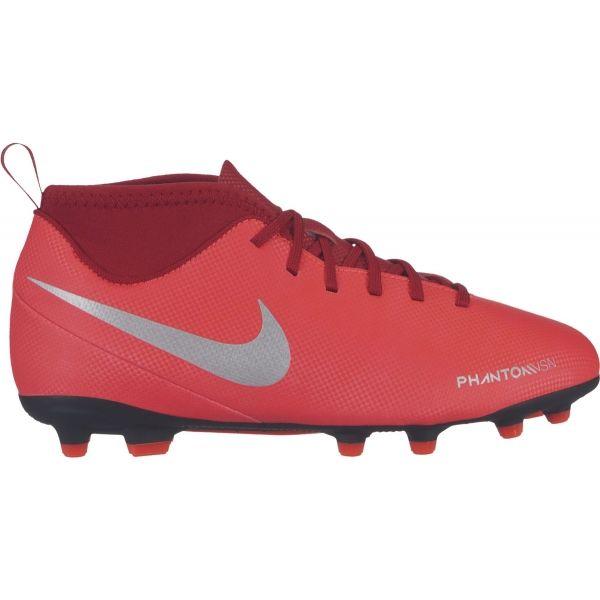 Nike JR PHANTOM VISION CLUB DYNAMIC FIT FG - Detské lisovky
