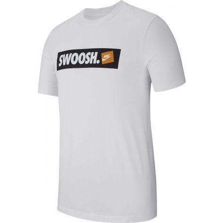 Nike TEE SWOOSH BMPR STKR - Men's T-shirt