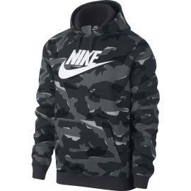 Nike NSW CLUB CAMO HOODIE