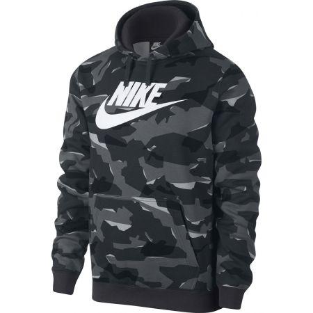 100% najwyższej jakości dobra sprzedaż szeroki zasięg Nike NSW CLUB CAMO HOODIE | sportisimo.pl