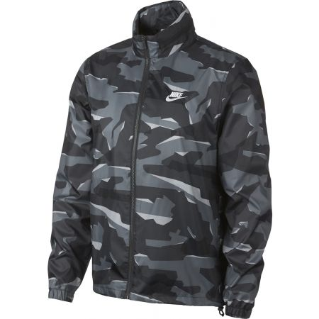 Nike CE JKT JD WNDBRKR CAMO - Pánská bunda