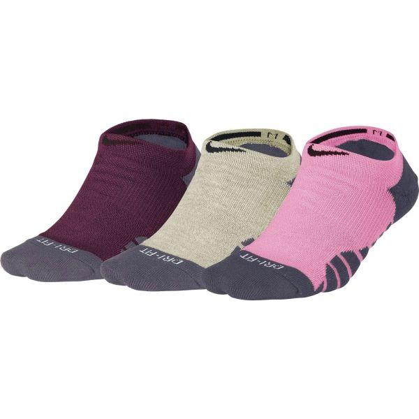 Nike EVERYDAY MAX CUSH NS 3PR - Dámske ponožky