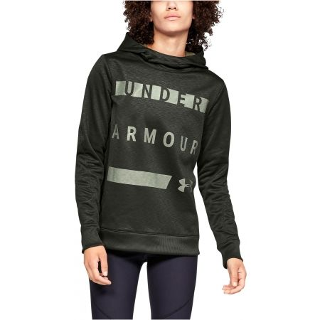 Дамски суитшърт - Under Armour SYNTHETIC FLEECE PULLOVER - 3