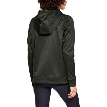 Дамски суитшърт - Under Armour SYNTHETIC FLEECE PULLOVER - 4