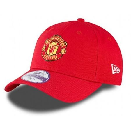 New Era 9FORTY ESSENTIAL MANCHESTER UNITED - Men's club baseball cap