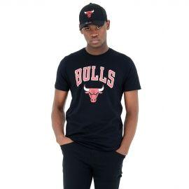 New Era NBA CHICAGO BULLS - Pánské triko