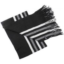 Finmark ZIMNÝ ŠÁL - Zimný pletený šál
