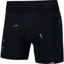 Nike NP AOP MTLC SWSH SHORT 5IN - Damen Trainingsshorts