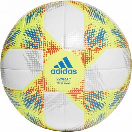 Футболна топка - adidas CONEXT19 TOP TRAINING - 1