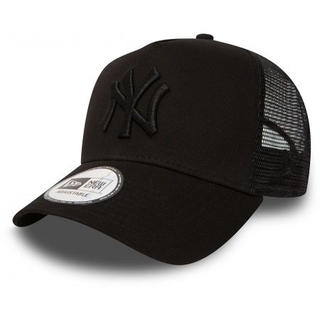 New Era CLEAN TRUCKER 2 NEW YORK YANKEES - Pánská klubová truckerka