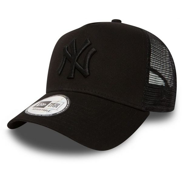New Era CLEAN TRUCKER 2 NEW YORK YANKEES - Pánska klubová truckerka