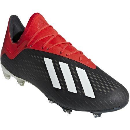 Pánské kopačky - adidas X 18.2 FG - 1 73573505406