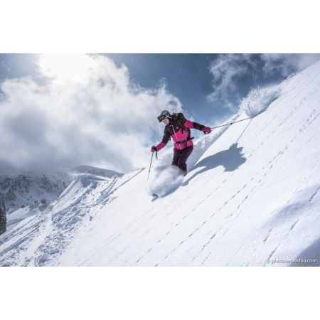 Dámska lyžiarska bunda - Hannah HALSTON - 11