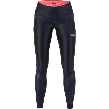 Axis RUN KALHOTY DLOUHÉ - Dámské běžecké kalhoty
