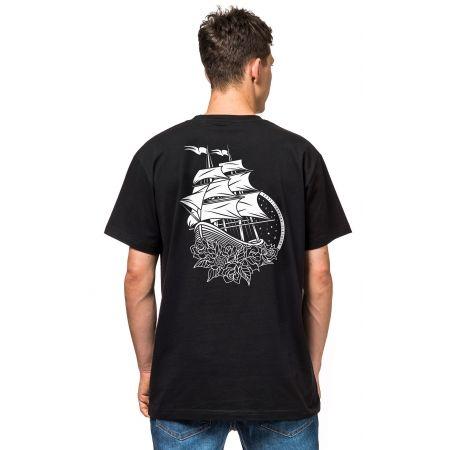 Pánské tričko - Horsefeathers CRUISER T-SHIRT - 2