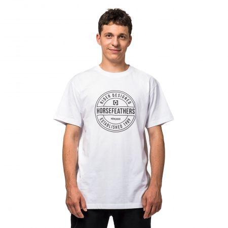 Pánske tričko - Horsefeathers HALLMARK T-SHIRT - 1