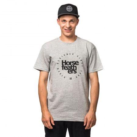 Pánské tričko - Horsefeathers DENK T-SHIRT - 1