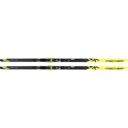 Běžecké lyže na klasiku s podporou stoupání - Fischer TWIN SKIN SPORT + CONTROL - 4