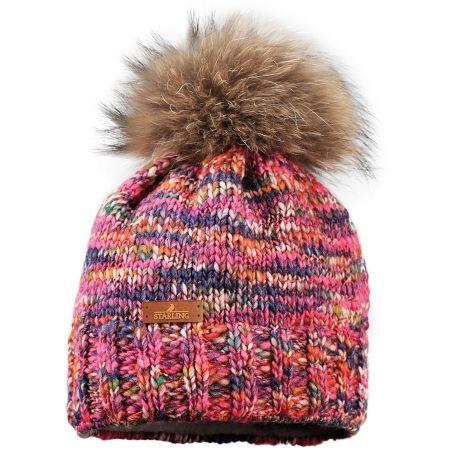Zimná čiapka - Starling PAVONE