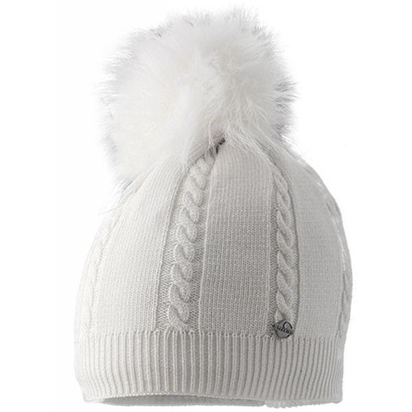 Starling MONA bílá UNI - Zimní čepice