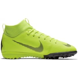 Nike MERCURIALX JR SUPERFLY 6 ACADEMY GS TF - Children's turf football boots