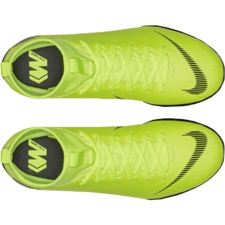Children's turf football boots - Nike MERCURIALX JR SUPERFLY 6 ACADEMY GS TF - 4