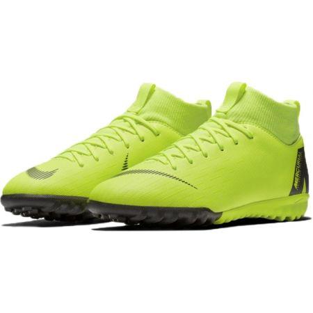 Children's turf football boots - Nike MERCURIALX JR SUPERFLY 6 ACADEMY GS TF - 3