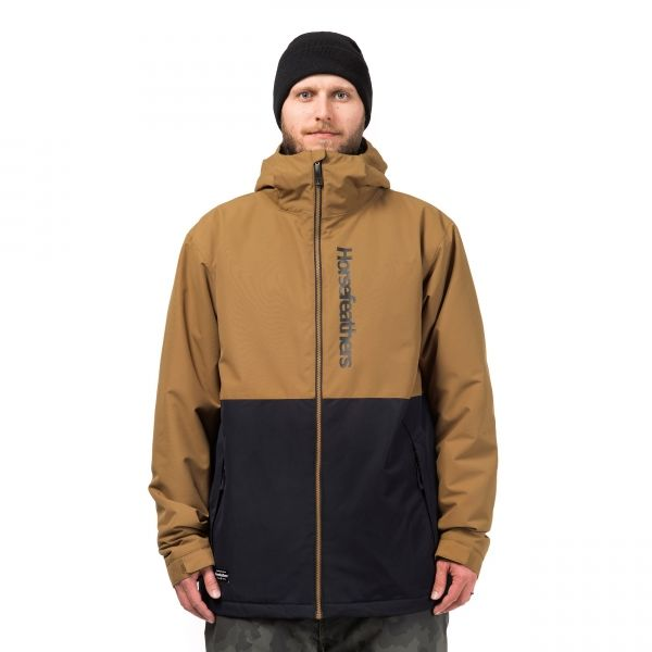 Horsefeathers DAGGER JACKET - Pánska lyžiarska/snowboardová bunda