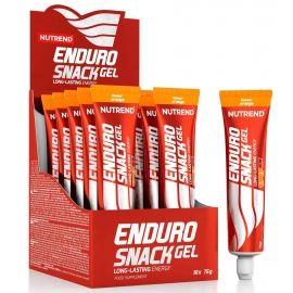 Nutrend ENDUROSNACK 75G POMERANČ - Energetický gel