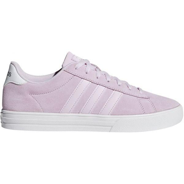 adidas DAILY 2.0 světle růžová 7 - Dámská volnočasová obuv