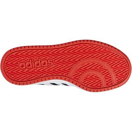 Încălțăminte casual copii - adidas HOOPS 2.0 K - 3