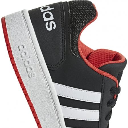 Încălțăminte casual copii - adidas HOOPS 2.0 K - 5