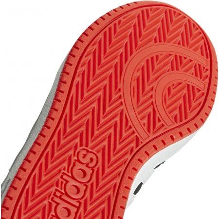 Încălțăminte casual copii - adidas HOOPS 2.0 K - 6