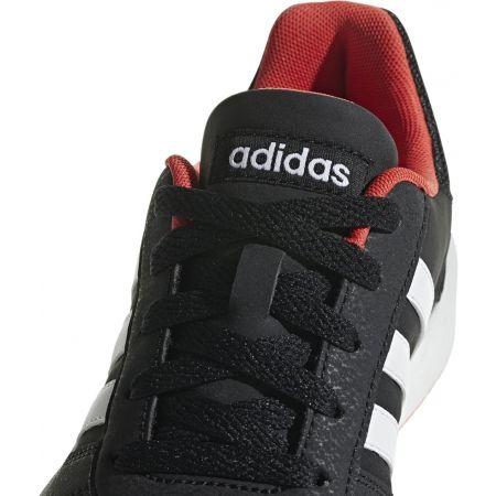 Încălțăminte casual copii - adidas HOOPS 2.0 K - 4
