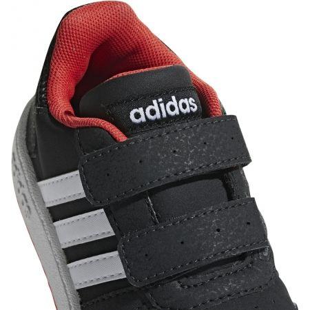 Obuwie miejskie dziecięce - adidas HOOPS 2.0 CMF I - 4