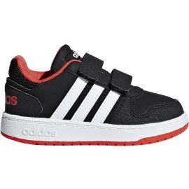 adidas HOOPS 2.0 CMF I - Children's leisure shoes