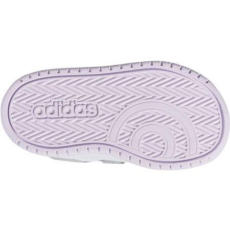 Detská obuv na voľný čas - adidas HOOPS 2.0 CMF I - 3