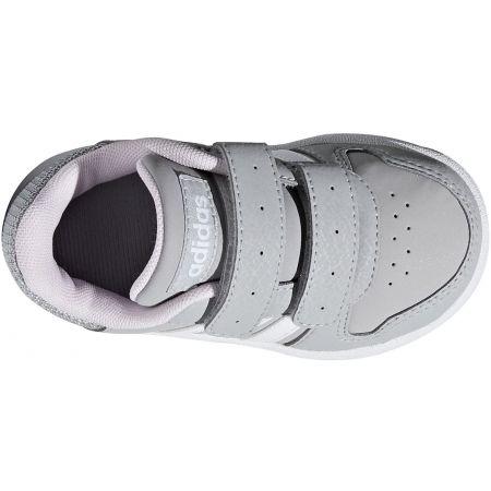 Detská obuv na voľný čas - adidas HOOPS 2.0 CMF I - 2