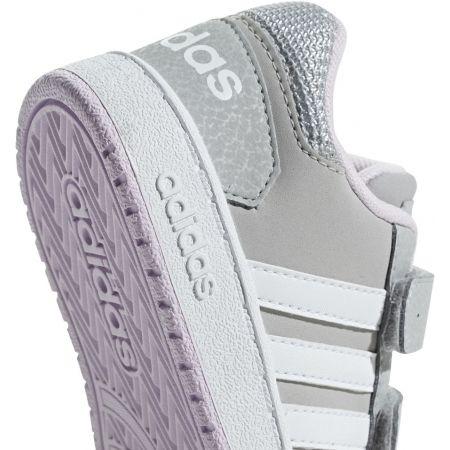 Detská obuv na voľný čas - adidas HOOPS 2.0 CMF I - 5