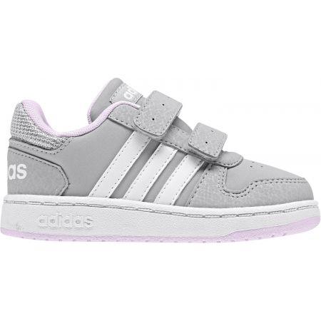 Detská obuv na voľný čas - adidas HOOPS 2.0 CMF I - 1