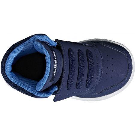 Dětské volnočasové boty - adidas HOOPS MID 2.0 I - 2