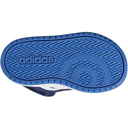Dětské volnočasové boty - adidas HOOPS MID 2.0 I - 3