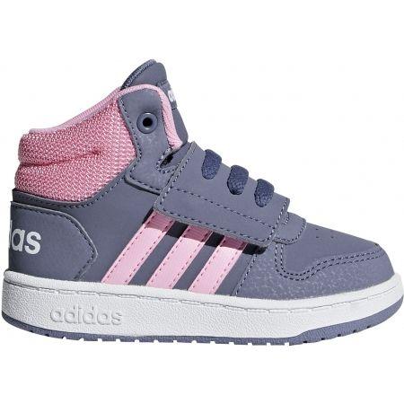 Детски обувки за свободното време - adidas HOOPS MID 2.0 I - 1