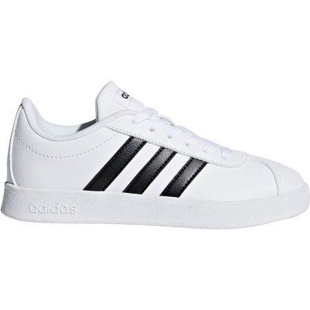 adidas VL COURT 2.0 K - Dětské volnočasové boty