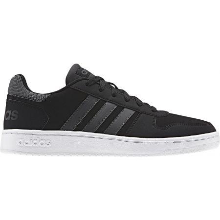 Pánska vychádzková obuv - adidas HOOPS 2.0 - 1