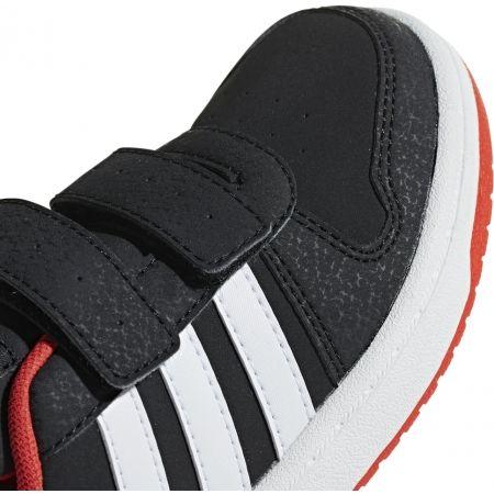 Detská obuv - adidas HOOPS 2.0 CMF C - 4