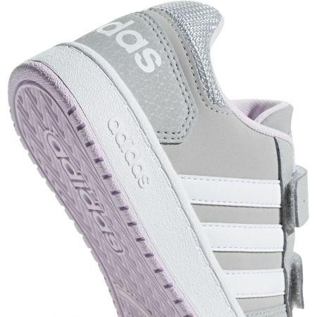 Detská obuv - adidas HOOPS 2.0 CMF C - 5